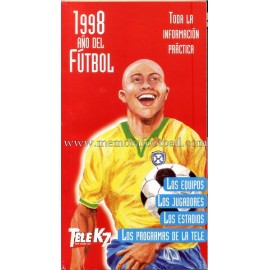 Guide World Cup 1998 Tele K7