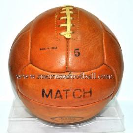 """Balón """"MATCH"""" c.1950 Reino Unido"""