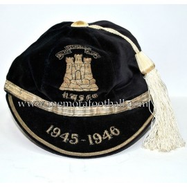 1945-46 The Royal High School Football Cap