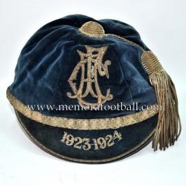 A.F.C. 1923-24 Football cap