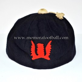 c.1900 British Public School football / rugby cap