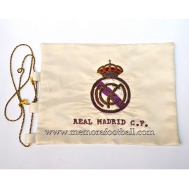 1960s Real Madrid CF embroidered pennant