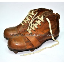 """TOULOUSE"" Football Boots 1920-30s France"