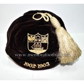 1902-03 Scottish Football cap