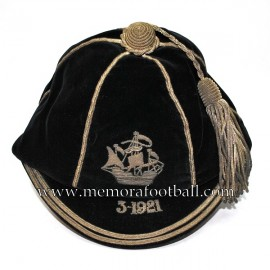 1921 Football / Rugby cap