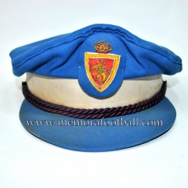 1970s Real Zaragoza steward cap