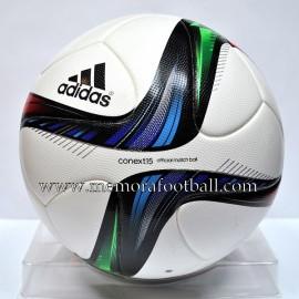 """Adidas """"CONEXT15"""" balón Oficial de la Copa del Rey 2015-16"""