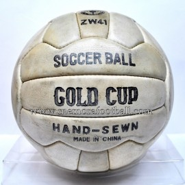 """GOLD CUP"" Ball circa 1960 United Kingdom"