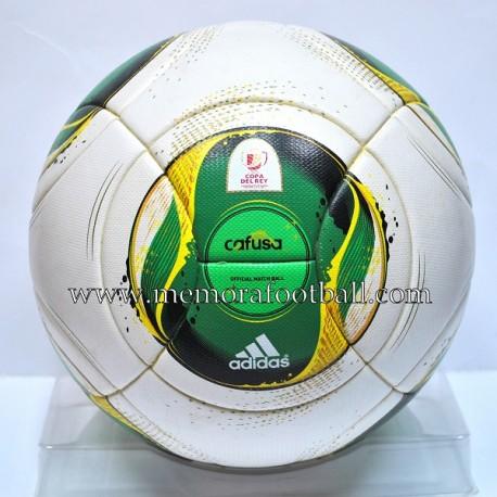 Adidas CAFUSA Spanish FA Cup 2012-2013 - Memora Football b3262757b327f