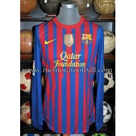 """MESSI"" FC Barcelona LFP 2011-2012"