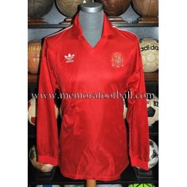 """MANOLO"" Spain National Team 1990-91"