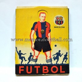 1940s CF Barcelona colored pencils box