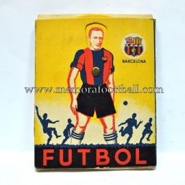 Lápices de colores del CF Barcelona 1940s