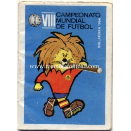 1966 FIFA World Cup England. Spanish football calendar
