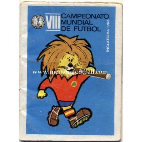 1966 FIFA World Cup England calendar