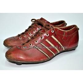 "Botas de Fútbol ""RED DEVIL Simlam"" 1960s Inglaterra"