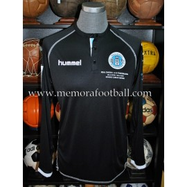 """J. MALAGÓN"" Real Oviedo vs Ponferradina 26-03-2013 match worn shirt"