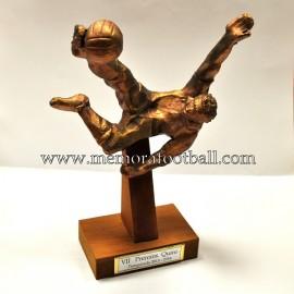 """""""VII Premios Quini"""" Temporada 2013-14 Trophy"""
