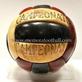 """CAMPEONATO"" 12 Panels Ball 1960´s Spain"