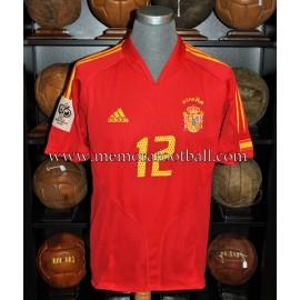 """DAVID VILLA"" Selección Española FIFA World Cup 2006 partido de clasificación"