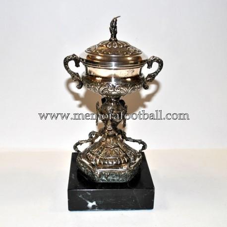 """Trofeo de fútbol """"RAMÓN DE CARRANZA"""" España"""