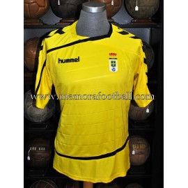 """ESTEBAN"" Real Oviedo LFP 2015-16 match worn shirt"