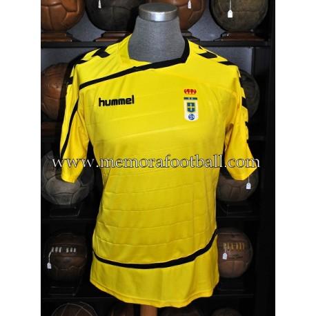"""""""ESTEBAN"""" Real Oviedo 2015-16 match worn shirt"""
