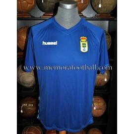 """""""CARLOS PEÑA"""" Real Oviedo vs Combinado AFE 24-07-2015 match worn"""