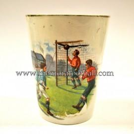 Vaso de cerámica, Reino Unido, finales del s.XIX