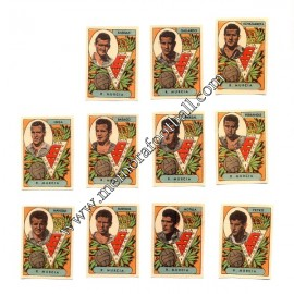 Real Murcia 1954-55 cards