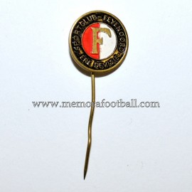 Old Feyenoord enamel badge