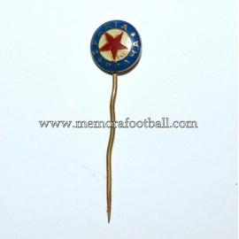 Old Sparta Praha enamel badge