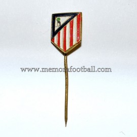 Old Atlético de Madrid badge