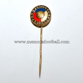 Old Czechoslovakia FA enamel badge