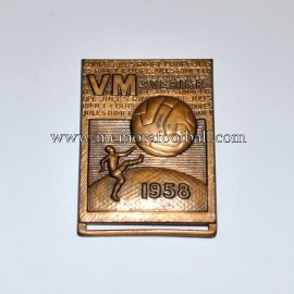 FIFA World Cup 1958 Sweden badge