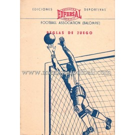 REGLAS DE JUEGO, 1954 por Pedro Escartín