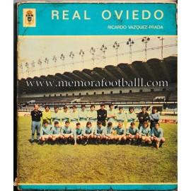 REAL OVIEDO (1972) Ricardo Vazquez-Prada