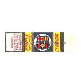 1950s CF Barcelona candy wrapper