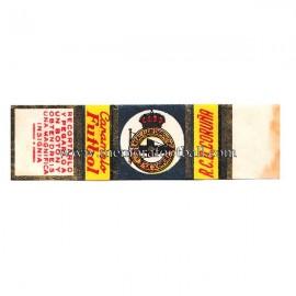 1950s Deportivo de la Coruña candy wrapper