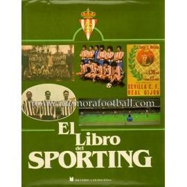 """""""EL LIBRO DEL SPORTING """" 1905- 1980"""