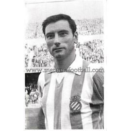 """BARTOLI"" RCD Español 1960s photo-card"