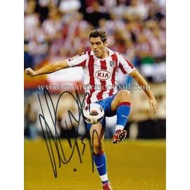 """Foto firmada de """"ANTONIO LÓPEZ"""" Atlético de Madrid"""