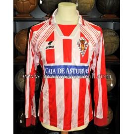 """""""MARCEL SABOU"""" Sporting de Gijón 1994-95"""