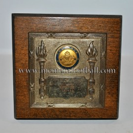 "Trofeo de ""KEN ASTON"" Árbitro de fútbol 1957-58"