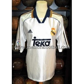"""ROJAS"" Real Madrid CF 1998-99 match worn shirt"