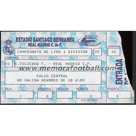 Image Result For Real Madrid Vs Real Betis Tickets