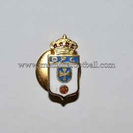 1960-70s Real Oviedo badge