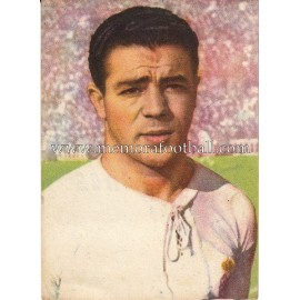 """JOSEITO"" Real Madrid 1950-1952 card"
