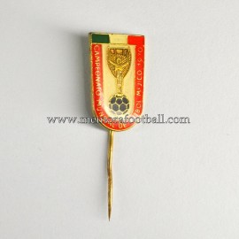 1970 FIFA World Cup Mexico badge