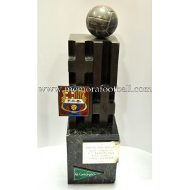 "FC Barcelona ""1975 Joan Gamper Trophy"" best player trophy"